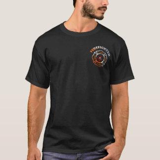 Costume do crachá de Crome do departamento dos T-shirt