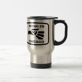 Costume do personalizado do en Chicago de Hecho Caneca Térmica
