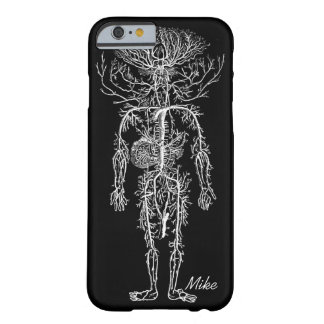 Costume legal do sistema circulatório do homem capa barely there para iPhone 6