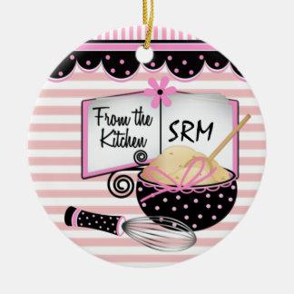 Cozinha/cozinhar/Tag - SRF Ornamento De Cerâmica Redondo