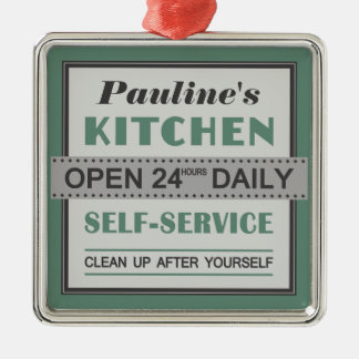 Cozinha - nome feito sob encomenda - ornamento