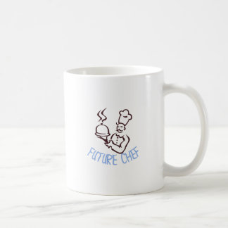 Cozinheiro chefe futuro caneca de café