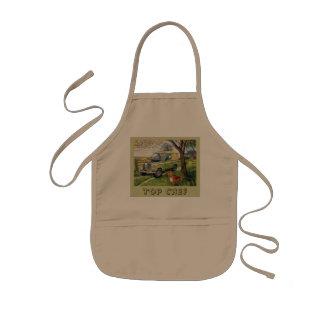 Cozinheiro chefe superior: O avental da criança