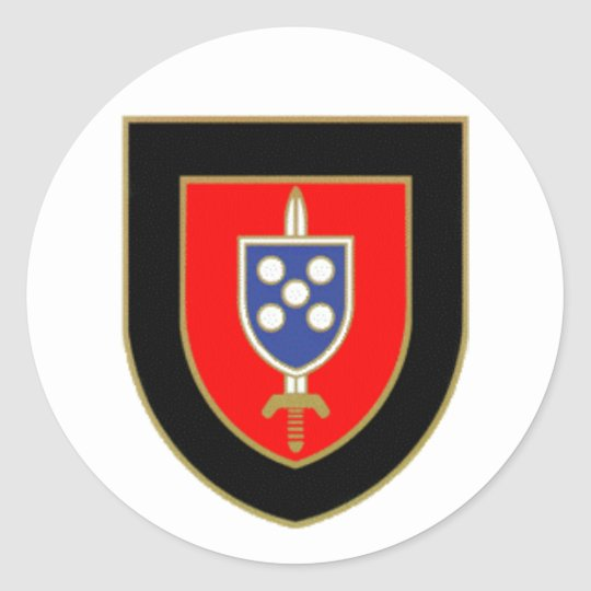 Crachá Comandos Portugal Adesivo
