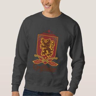 Crachá de Gryffindor Quidditch Moleton