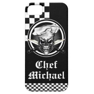 Crânio 1 do cozinheiro chefe capa para iPhone 5