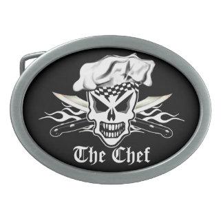 Crânio 2 do cozinheiro chefe