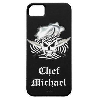 Crânio 2 do cozinheiro chefe capas para iPhone 5