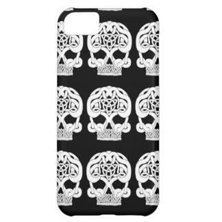 Crânio celta capa para iPhone 5C