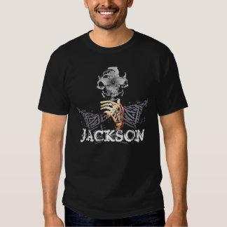 CRÂNIO DE JACKSON T-SHIRT