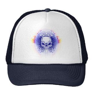 Crânio de Rockstar - chapéu Boné