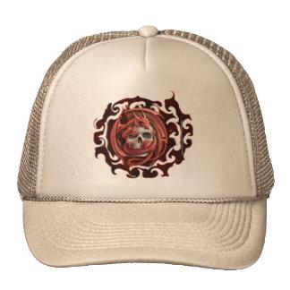 Crânio do dragão - chapéu boné