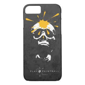 Crânio do Paintball Capa iPhone 8/7