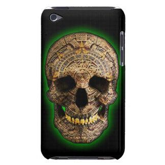 Crânio maia pelo distrito do design de Hellmet Capa Para iPod Touch