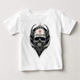 Crânio mau do diamante de Viking T-shirts