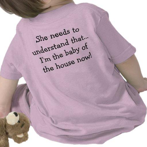 Creepers da criança tshirt
