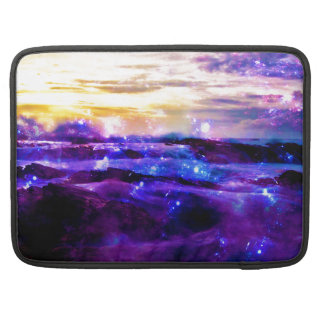 Crepúsculo da baunilha bolsa para MacBook