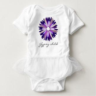 Criança aciganada camiseta