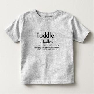 Criança Camiseta Infantil