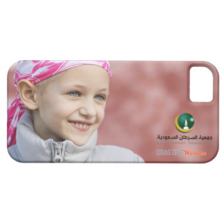 Criança com cancer capas para iPhone 5