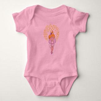 Criança do anjo 1 body para bebê