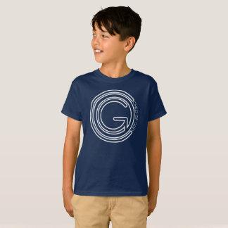 Criança do deus camiseta