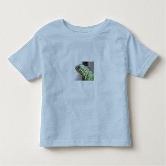 Criança do Tshirt do lagarto