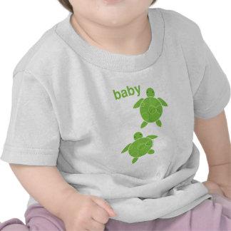 Criança feliz de Honu Tshirt