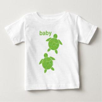 Criança feliz de Honu T-shirts