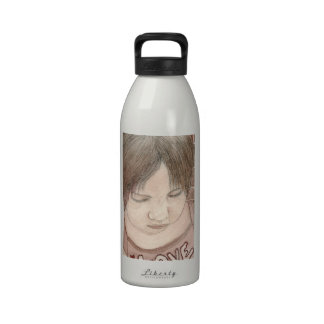 criança garrafas de água esportivas