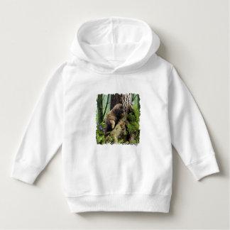 Criança Ludwig o Hoodie do filhote de cachorro de Camiseta