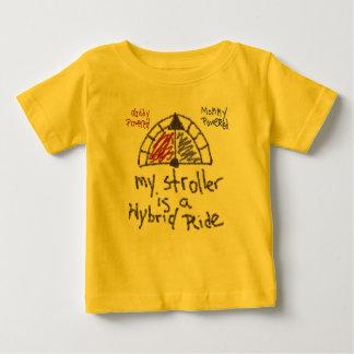 Criança T - Meu carrinho de criança é um passeio T-shirts