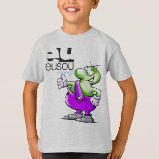 Crianças da UE SOU para do Tshirt