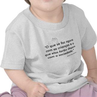 Crianças do Futuro Tshirts