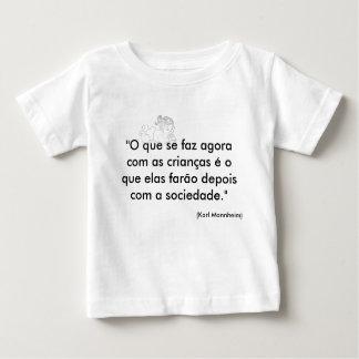 Crianças do Futuro T-shirt
