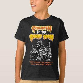 Crianças do milho de doces t-shirts