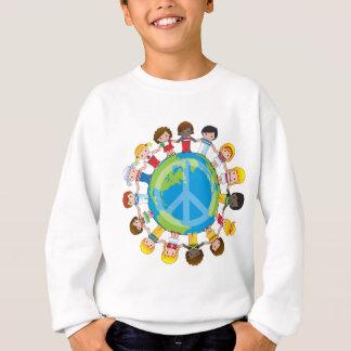 Crianças globais camisetas