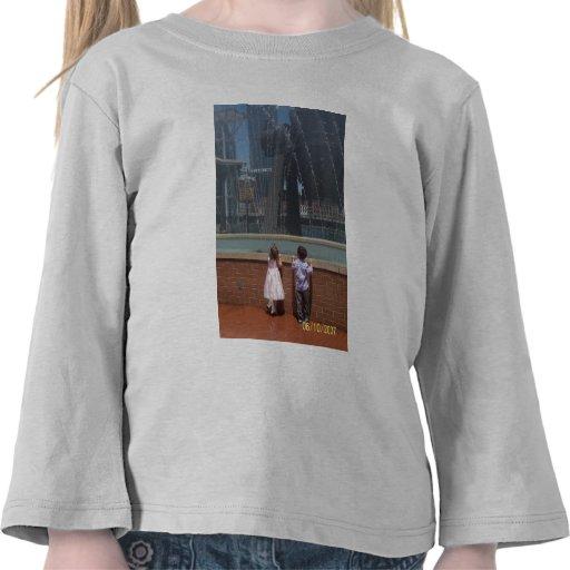 Crianças Camisetas