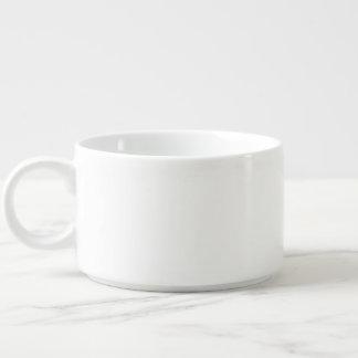 Criar a bacia cerâmica do pimentão da foto feita tigela para sopa