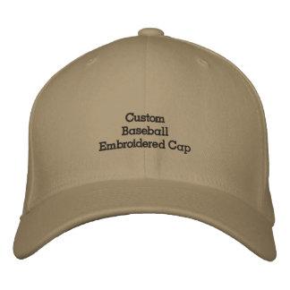 Criar basebol feito sob encomenda o boné/chapéu boné bordado