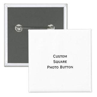 Criar o botão quadrado feito sob encomenda do Pin Botons