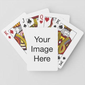 Criar seus próprios cartões de jogo jogo de baralho