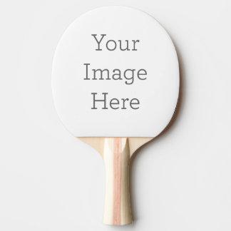 Criar seus próprios raquete para pingpong