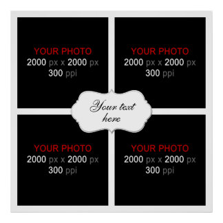 Criar sua própria colagem 003 da foto do casamento