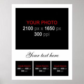 Criar sua própria colagem 004 da foto