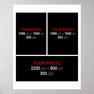 Criar sua própria colagem 005 da foto