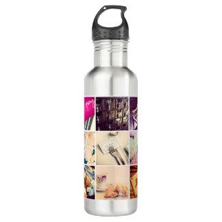 Criar sua própria garrafa de água de Instagram