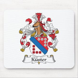 Crista da família de Kuster Mouse Pad