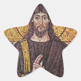 Cristandade Adesivos Em Forma De Estrelas