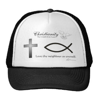 Cristandade - chapéu bone